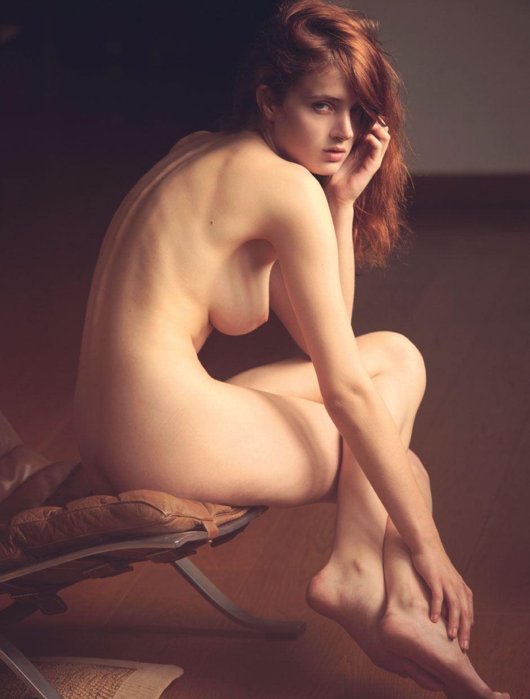 【外人】顔面だけで抜けるレベルのベルギーモデルのファニー・フランソワ(Fanny Francois)の美乳おっぱいポルノ画像 316