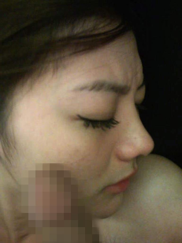 【外人】台湾美女マギー・ウー(吳亞馨)が彼氏とのハメ撮りが流出したポルノ画像 32120