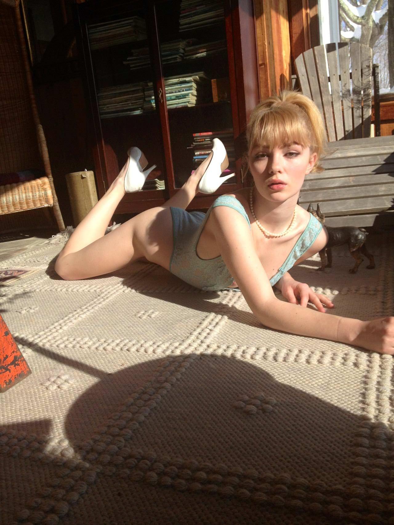 【外人】プロ写真家ジョナサン·レダーによって撮影されたノスタルジックなヌードポルノ画像 3229