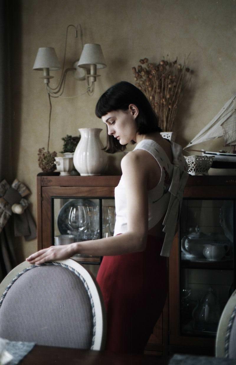 【外人】めっちゃ美しいシブイ・ナザレンコ(Sibui Nazarenko)ロシア人のセミヌードポルノ画像 3231