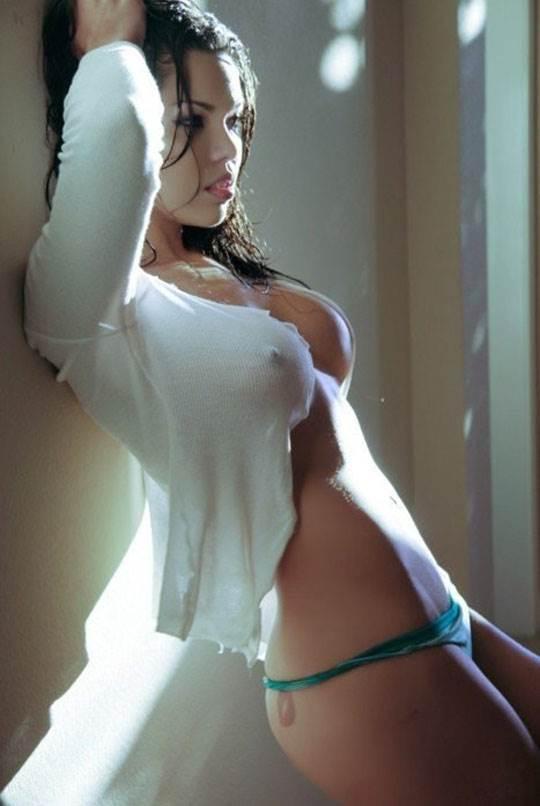 【外人】素晴らしい肉体美を提供してくれる海外美女たちのグラマラスポルノ画像 3252