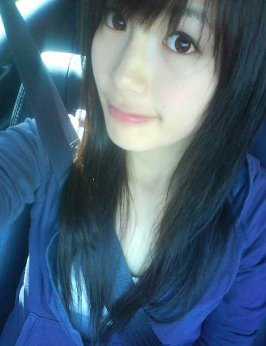 【外人】台湾人美少女の泡泡(パオパオ)が可愛すぎて勃起しちゃう自画撮りポルノ画像 380