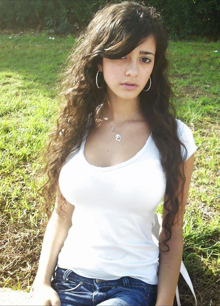 【外人】イスラエルのゴージャスボディを持つ素人娘の自画撮りポルノ画像 4119