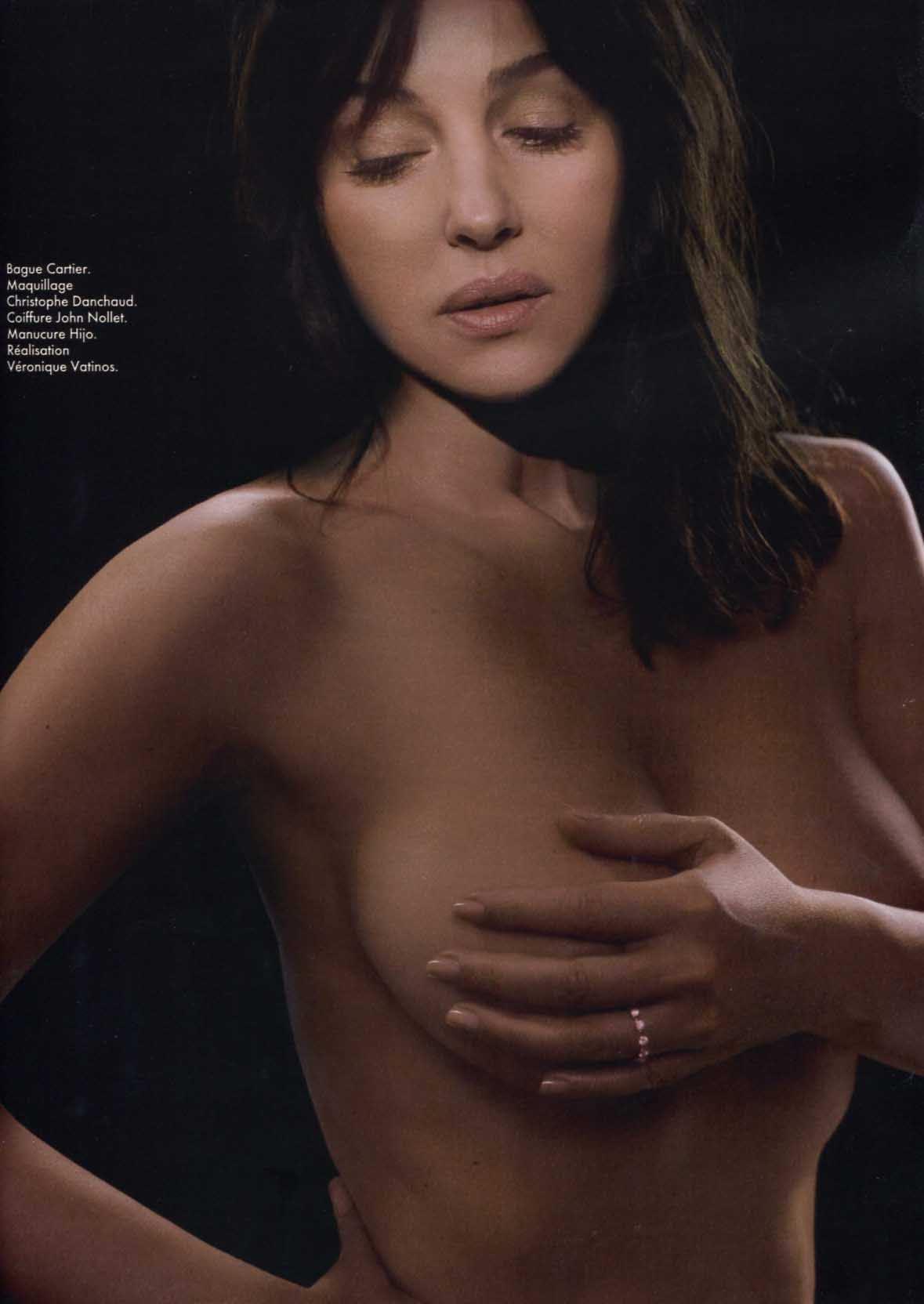 【外人】イタリア人女優モニカ・ベルッチ(Monica Bellucci)の大胆おっぱい露出ポルノ画像 4216