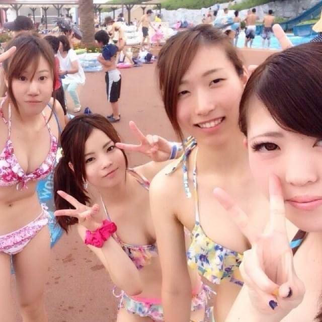 【外人】海外美少女たちのセクシービキニのポルノ画像 4280