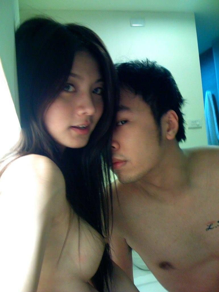【外人】台湾美女マギー・ウー(吳亞馨)が彼氏とのハメ撮りが流出したポルノ画像 4630