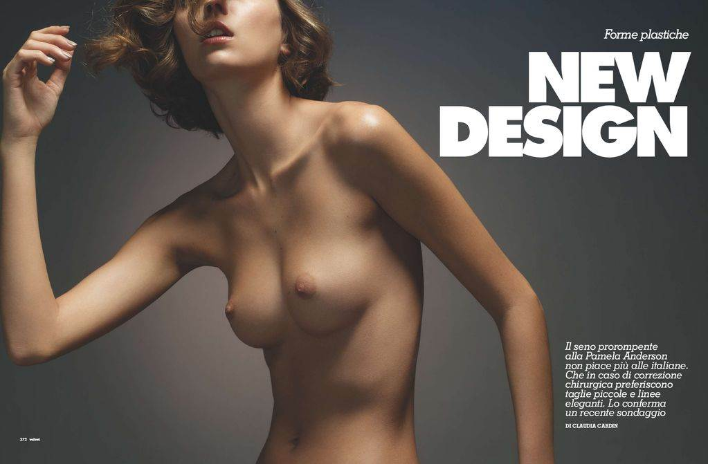 【外人】フランス人スーパーモデルのモルガン・デュブレ(Morgane Dubled)がファッション誌で乳首をさらるおっぱいポルノ画像 5151