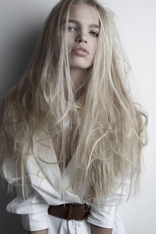 【外人】オランダ人の金髪モデルのダフネ(Daphne Groeneveld)が童顔で魅了するポルノ画像 5166