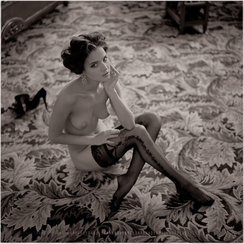 【外人】ロシアの写真家Arkady Barulin芸術的におっぱいを撮影するポルノ画像 5250