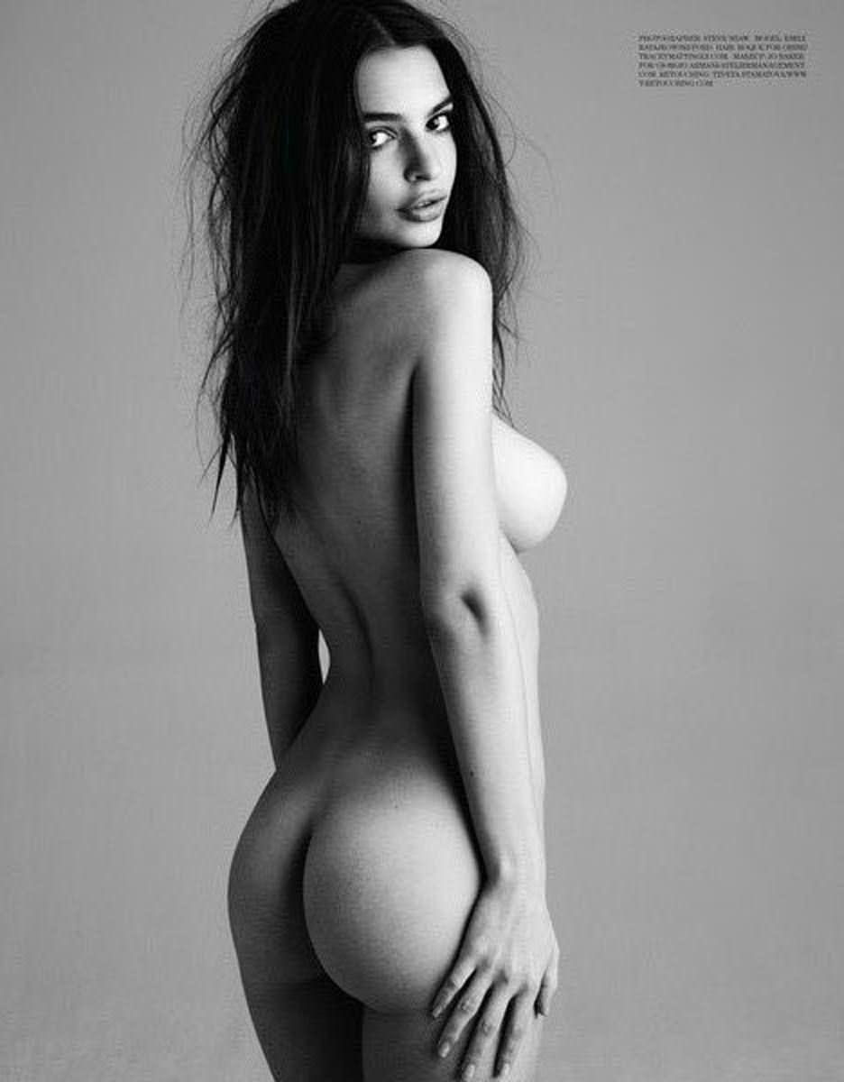 【外人】エミリー・ラタコウスキー(Emily Ratajkowski)の巨乳おっぱいポルノ画像 531