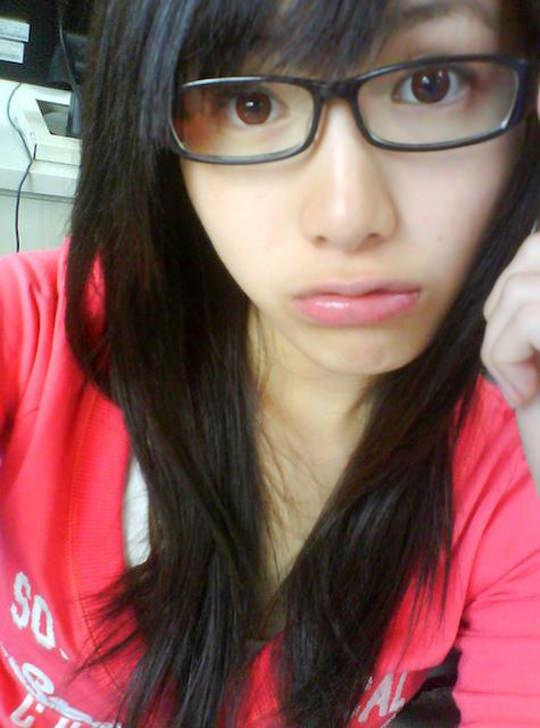 【外人】台湾人美少女の泡泡(パオパオ)が可愛すぎて勃起しちゃう自画撮りポルノ画像 575