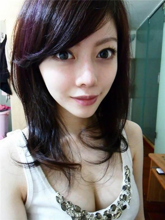 【外人】貧乳おっぱい顔の台湾出身タレント韓雨恩(ハンユン)のエロ可愛いポルノ画像 6168