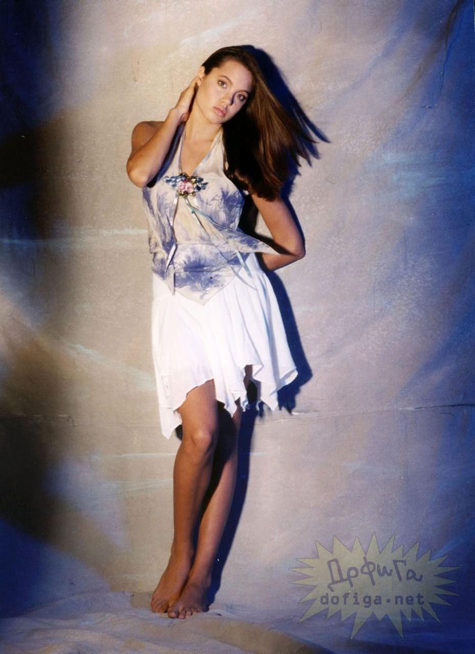 【外人】世界トップレベルの美女アンジェリーナ·ジョリー(Angelina Jolie)のポルノ画像 6195