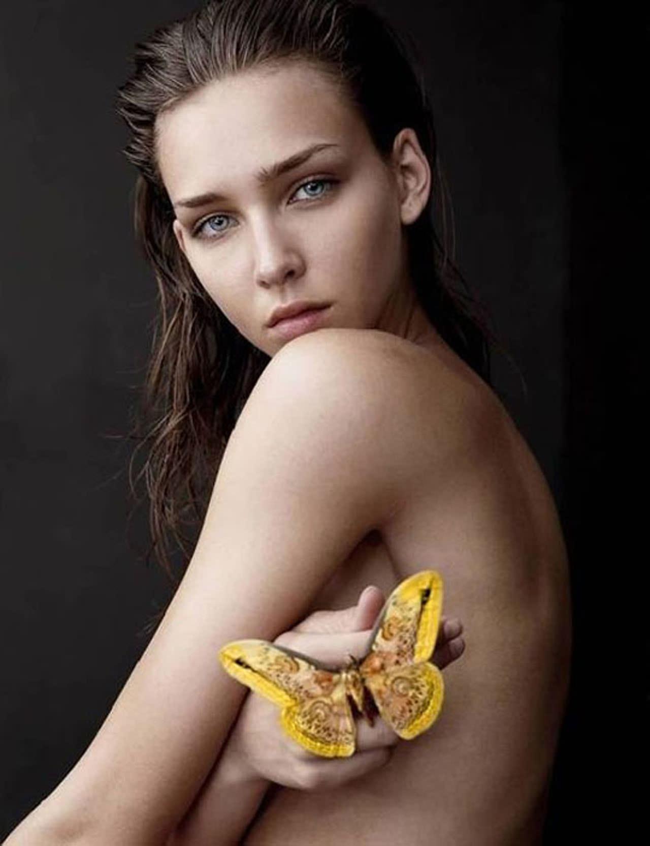 【外人】あどけなさが残るシアトル出身レイチェル・クック(Rachel Cook)のセミヌードポルノ画像 6208