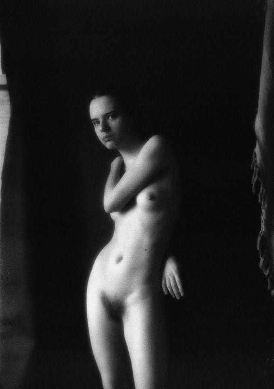 【外人】女の感情を表現しているアート系ヌードポルノ画像 6252