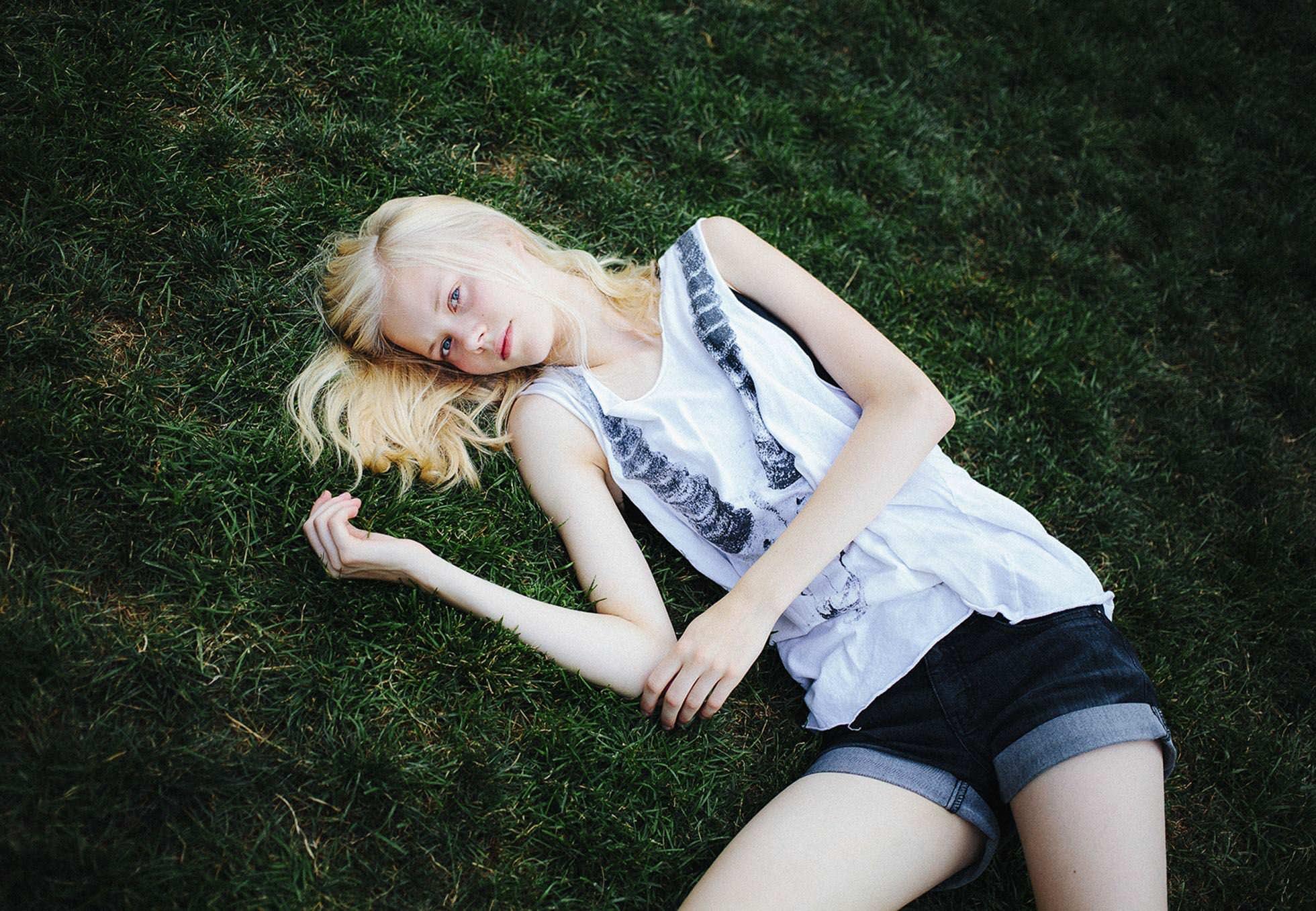 【外人】デンマークの妖精アメリー·シュミット(Amalie Schmidt)が異常な程可愛いポルノ画像 7123