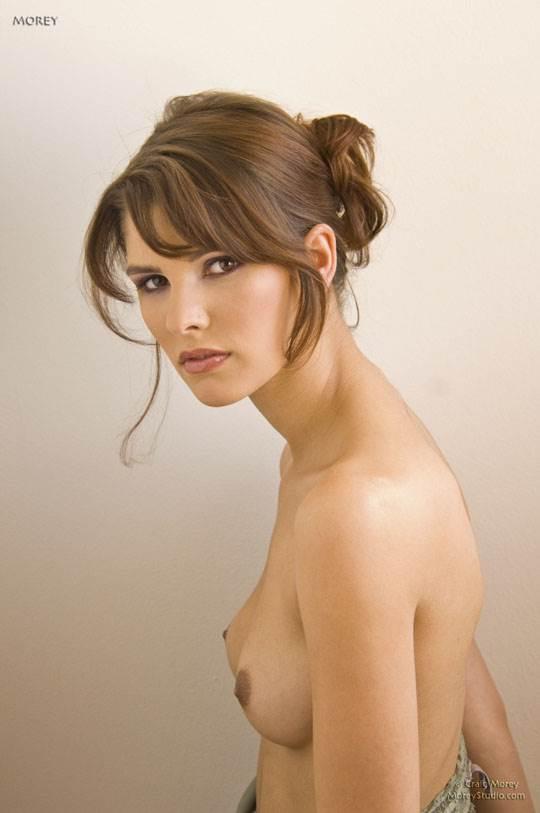 【外人】海外の美人な金髪お姉さんのヌードを集めたポルノ画像 7134