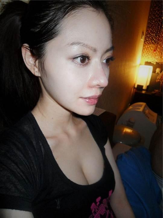 【外人】貧乳おっぱい顔の台湾出身タレント韓雨恩(ハンユン)のエロ可愛いポルノ画像 7165