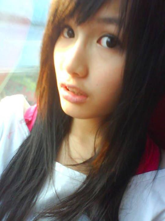 【外人】台湾人美少女の泡泡(パオパオ)が可愛すぎて勃起しちゃう自画撮りポルノ画像 770