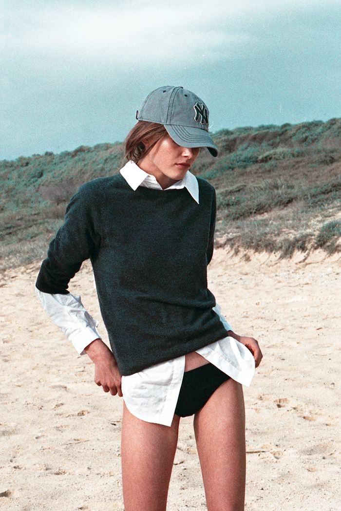 【外人】オーストラリア人モデルのSophia Rambaldini(ソフィア・ランバディニー)が青空の下でおっぱい撮影ポルノ画像 8106