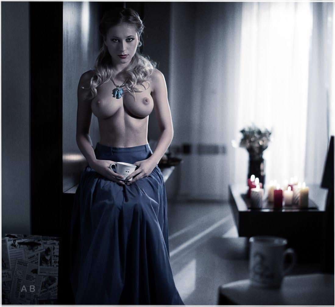 【外人】ロシアの写真家Arkady Barulin芸術的におっぱいを撮影するポルノ画像 8220