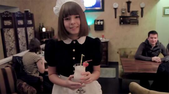 【外人】超かわいいロシア人メイドの美少女ポルノ画像 843