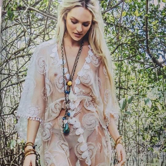 【外人】南アフリカ出身のキャンディス・スワンポール(Candice Swanepoel)がブロンドヘアーをなびかせるセクシーポルノ画像 875