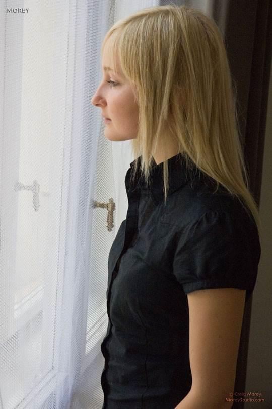 【外人】海外の美人な金髪お姉さんのヌードを集めたポルノ画像 9129