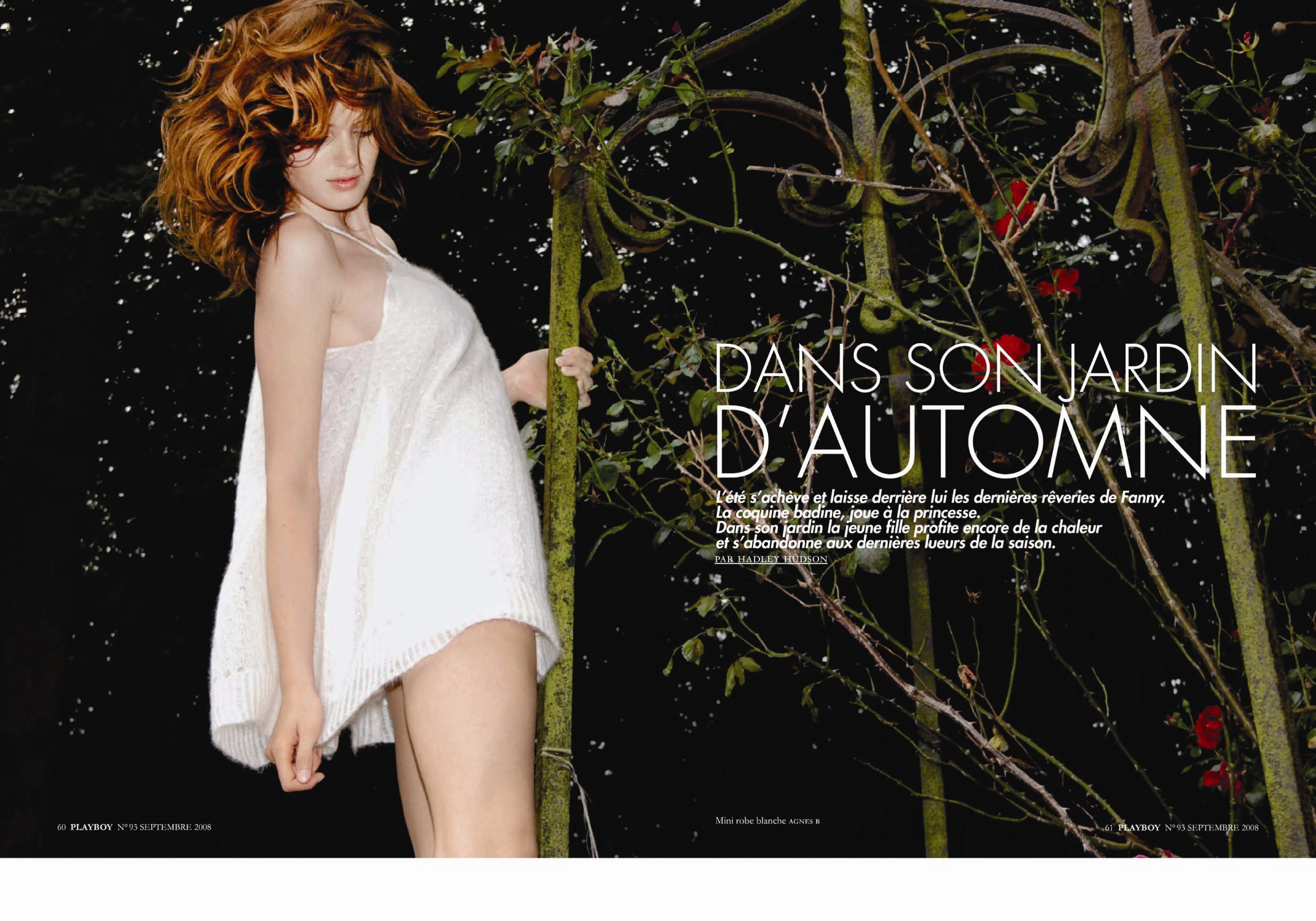 【外人】顔面だけで抜けるレベルのベルギーモデルのファニー・フランソワ(Fanny Francois)の美乳おっぱいポルノ画像 915