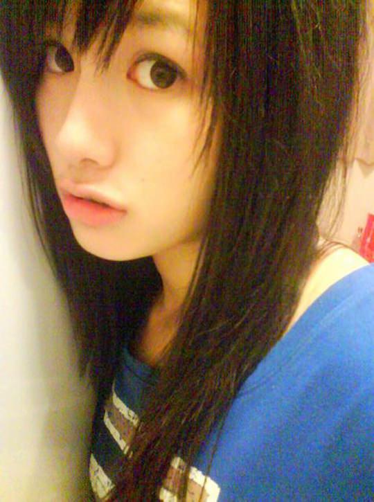 【外人】台湾人美少女の泡泡(パオパオ)が可愛すぎて勃起しちゃう自画撮りポルノ画像 966