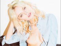 【外人】威圧感半端ないロシア人モデルのヴァレリア・プラニディーナ(Valeriya Planidina)のおっぱいポルノ画像