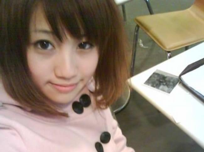 【外人】中国人の激カワ女子大生がおまんこ接写で自画撮りしてるポルノ画像 011