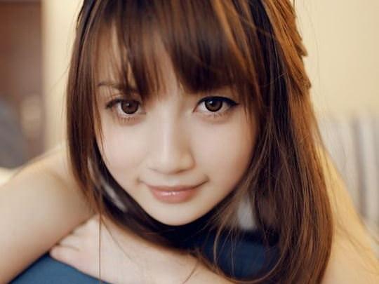 【外人】中国のモデルの(LENAWAN(万虹萱))ワン・ホンシュアンが半端無く美少女で透明過ぎるポルノ画像 0128