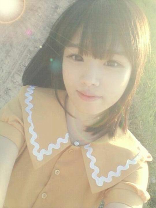 【外人】顔に似合わずめっちゃ巨乳な韓国人の激カワ美少女の自画撮りポルノ画像 1100