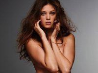 【外人】ルーマニア人スーパーモデルのダイアナ・モルドヴァン(Diana Moldovan)のシースルー美乳おっぱいが見れるポルノ画像