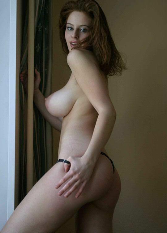 【外人】外人ならではの張りのあるメロンパイ的な爆乳おっぱいポルノ画像 1214