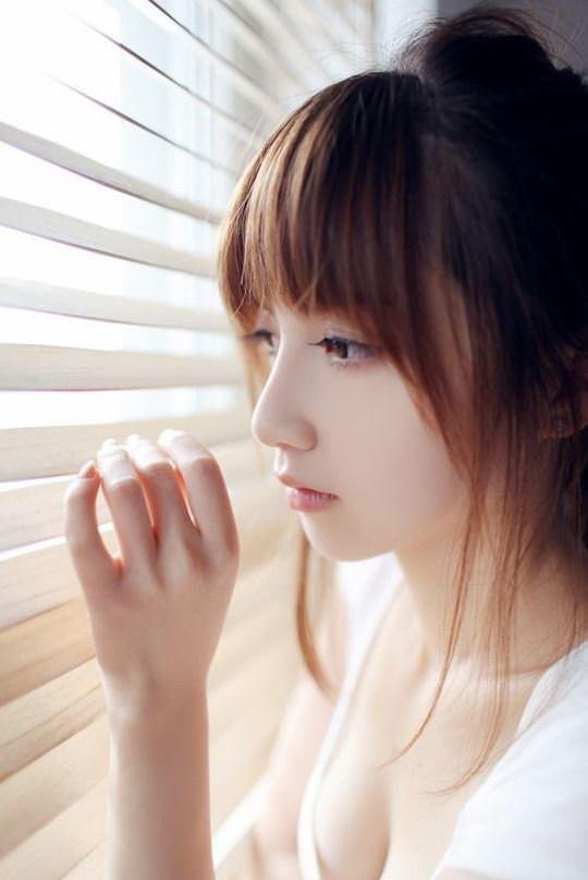 【外人】中国のモデルの(LENAWAN(万虹萱))ワン・ホンシュアンが半端無く美少女で透明過ぎるポルノ画像 1269