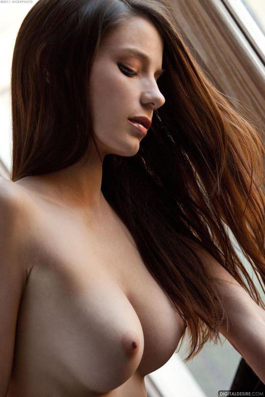 【外人】アメリカ人のスレンダー巨乳おっぱい女リリー・マークス(Rilee Marks)のポルノ画像 181