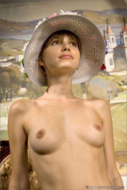 【外人】ロシアン美女のアーニャ(Anya)が可愛すぎて仕方がないシコシコヌードのポルノ画像 2047