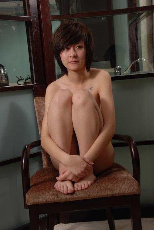 【外人】綺麗な体をした中国人モデルの貧乳美少女シュエ・ルー(薛璐 Xiao Lu)のおまんこポルノ画像 2240