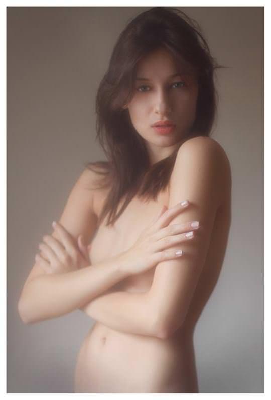 【外人】誰もが認める北欧系美女の芸術的セミヌードポルノ画像 2311