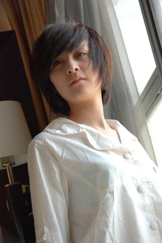 【外人】綺麗な体をした中国人モデルの貧乳美少女シュエ・ルー(薛璐 Xiao Lu)のおまんこポルノ画像 2432