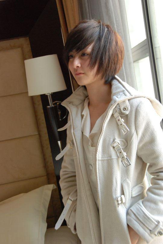 【外人】綺麗な体をした中国人モデルの貧乳美少女シュエ・ルー(薛璐 Xiao Lu)のおまんこポルノ画像 2530