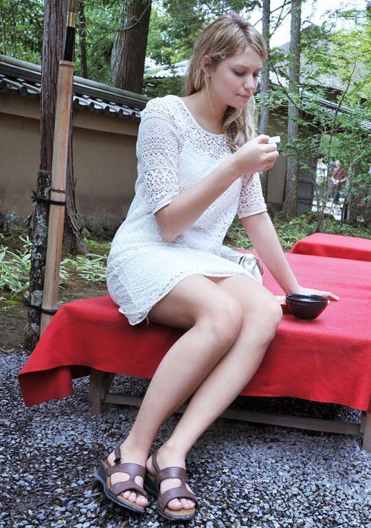 【外人】Eカップ巨乳おっぱいの金髪AV女優、ミア・楓・キャメロンが結婚引退したセックスポルノ画像 2610
