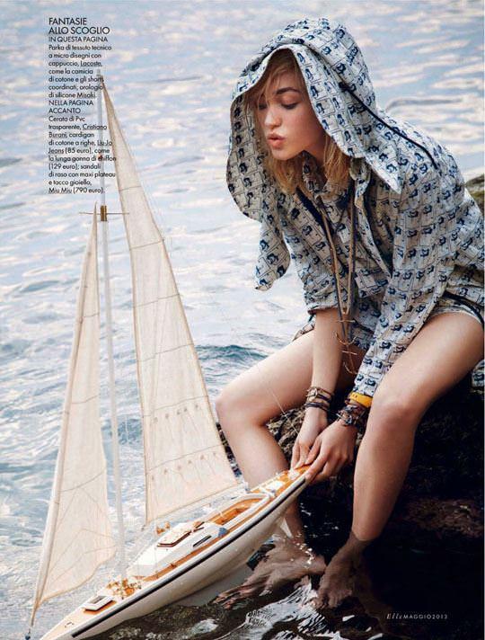 【外人】可愛らしい少女のようなアメリカンモデルのコーラ・キーガン(Cora Keegan)のおっぱいポルノ画像 2626