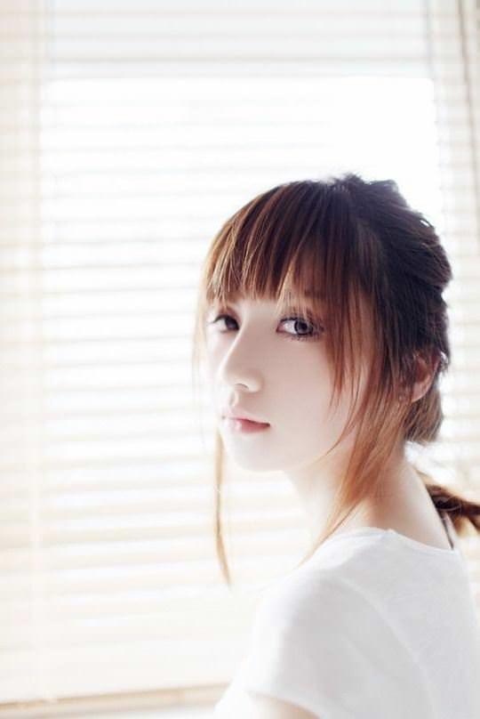 【外人】中国のモデルの(LENAWAN(万虹萱))ワン・ホンシュアンが半端無く美少女で透明過ぎるポルノ画像 3153