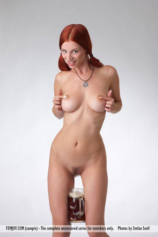 【外人】赤毛巨乳モデルのアリエル(Ariel)が友人誘っておまんこ開放ポルノ画像 3510