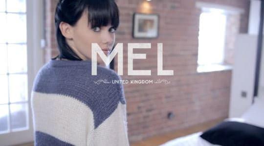 【外人】イギリス人モデルのメル(Mel)の美しすぎる天然おっぱいポルノ画像 359