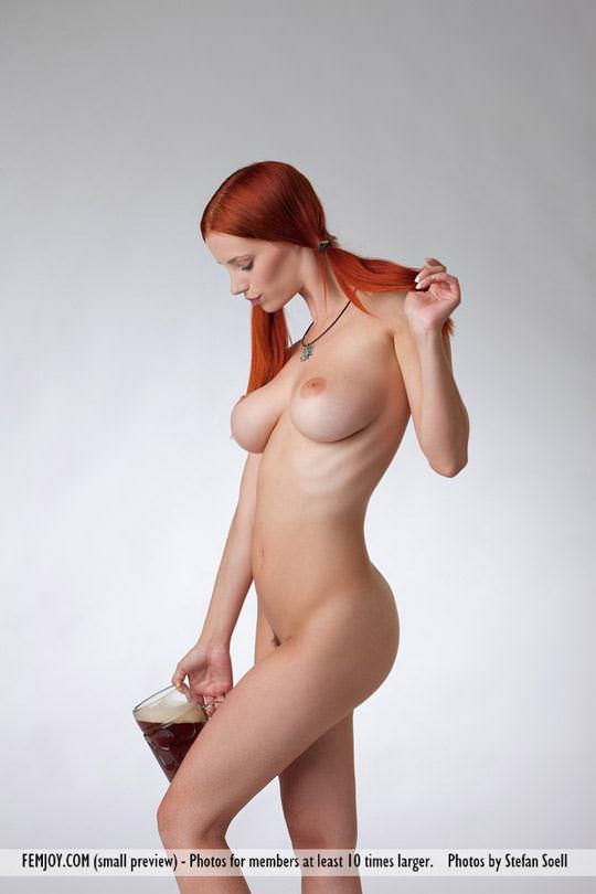 【外人】赤毛巨乳モデルのアリエル(Ariel)が友人誘っておまんこ開放ポルノ画像 3610
