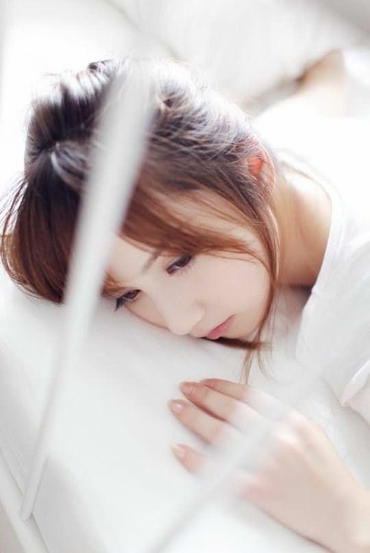 【外人】中国のモデルの(LENAWAN(万虹萱))ワン・ホンシュアンが半端無く美少女で透明過ぎるポルノ画像 4128